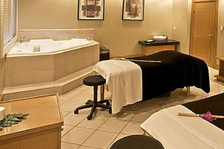 Absolute Spa Century Plaza Hotel Vancouver