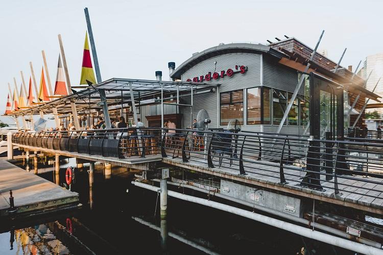 Cardero's Restaurant Vancouver