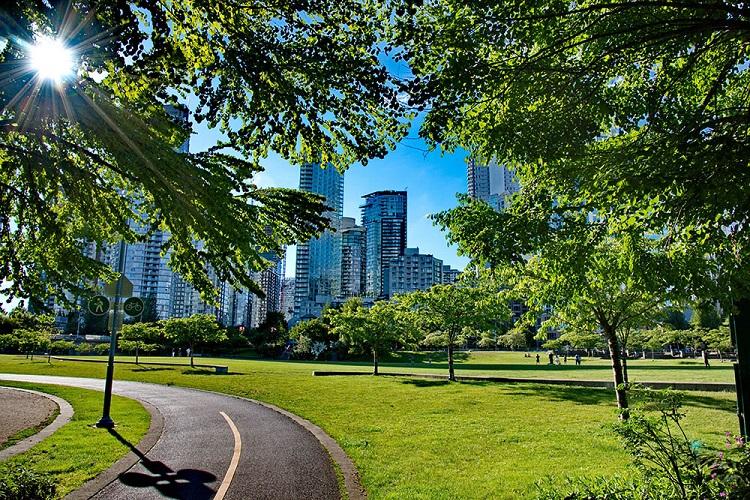 David Lam Park Vancouver
