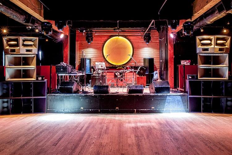 Fortune Sound Club Vancouver