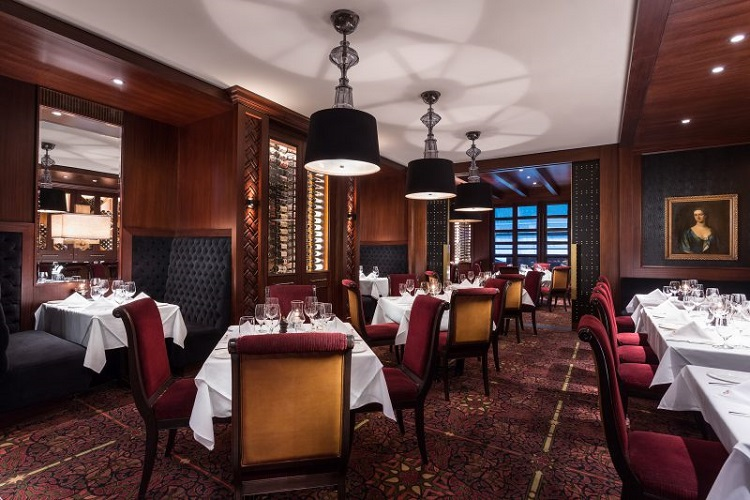 Hy's Steakhouse Vancouver