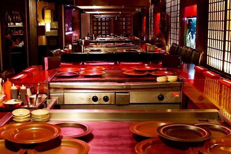 Kobe Japanese Steak & Seafood Vancouver