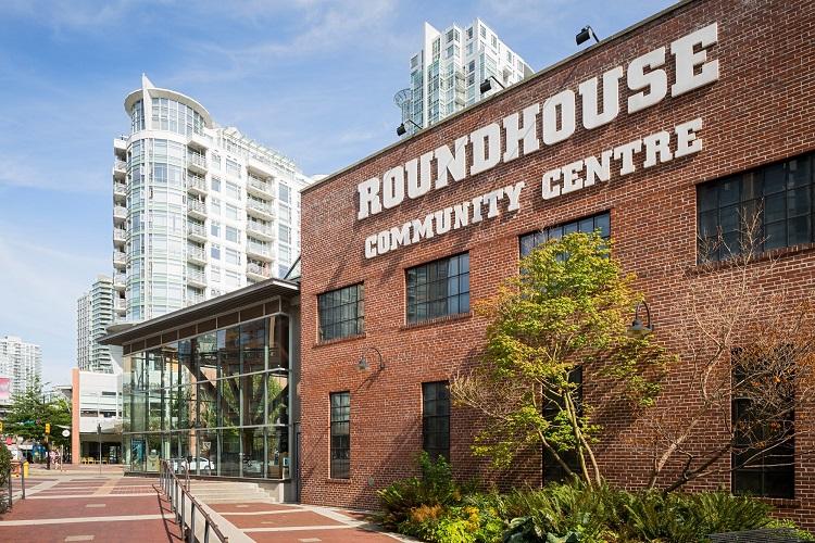 Roundhouse Community Centre Vancouver